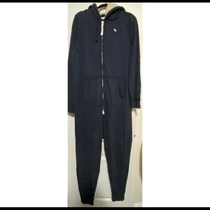 Abercrombie & Fitch Onesie with Hood (MEN)